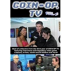 COIN-OP TV DVD Volume 3
