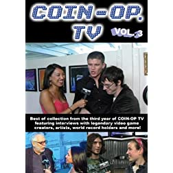 COIN-OP TV DVD Volume 3