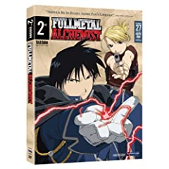 Fullmetal Alchemist: The Complete Second Season (Viridian Collection)