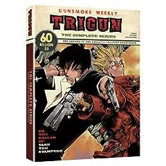 Trigun: The Complete Series Box Set