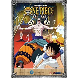 One Piece: Season Three, Third Voyage