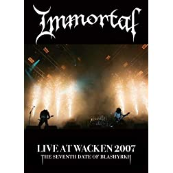 Immortal: Live at Wacken 2007 (DVD/CD)