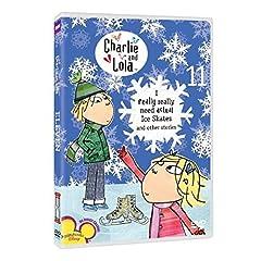 Charlie & Lola 11: I Really Need Actual Ice Skates