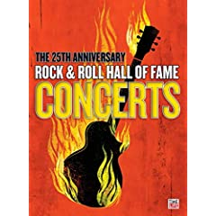 The 25th Anniversary Rock & Roll Hall Of Fame Concerts (3 DVD)