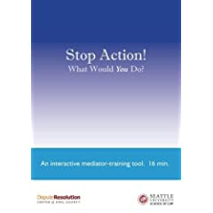 """""""An Interest-based Mediation..."""" and """"Stop Action!"""" - Package 2"""