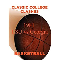 1981 LSU vs Georgia