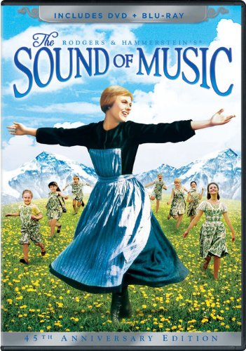 The Sound of Music (45th Anniversary Edition) (Two-Disc DVD/Blu-ray Combo in DVD Packaging)