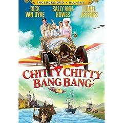 Chitty Chitty Bang Bang (Two-Disc DVD/Blu-ray Combo)