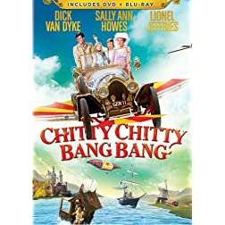 Chitty Chitty Bang Bang (Two-Disc DVD/Blu-ray Combo)