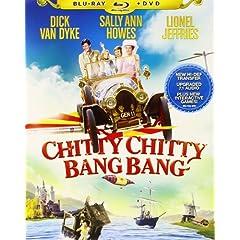 Chitty Chitty Bang Bang (Two-Disc Blu-ray/DVD Combo)