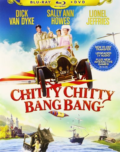 Chitty Chitty Bang Bang (Two-Disc Blu-ray/DVD Combo)