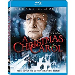 A Christmas Carol [Blu-ray]