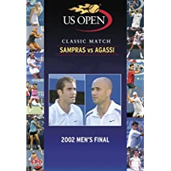 US Open 2002: Sampras vs Agassi (Men's Final)