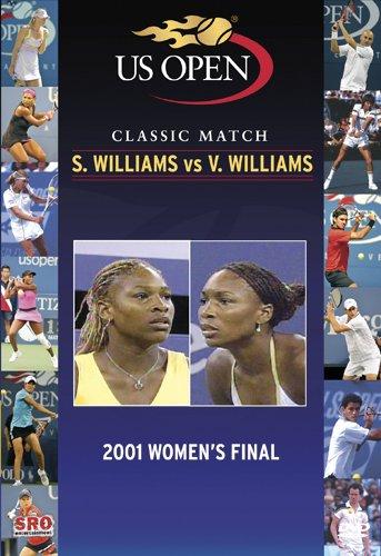 US Open 2001: Serena Williams vs Venus Williams