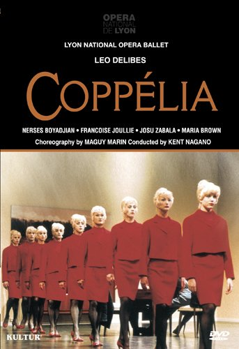 Delibes: Coppelia / Lyon National Opera