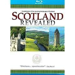 Scotland Revealed [Blu-ray]
