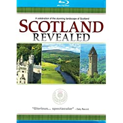Scotland Revealed [Blu-ray]