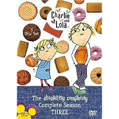 Charlie & Lola: Absolutely Complete Season Three