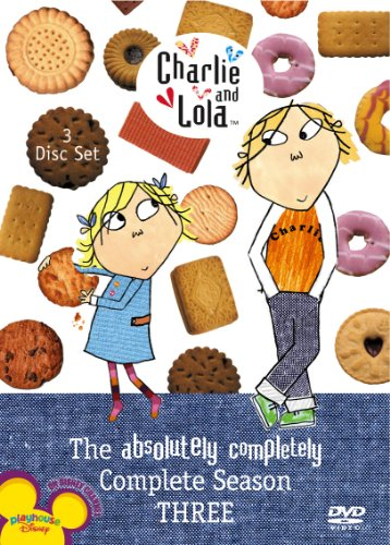 Charlie & Lola: Absolutely Complete Season Three