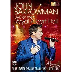 John Barrowman Live At The Royal Albert Hall
