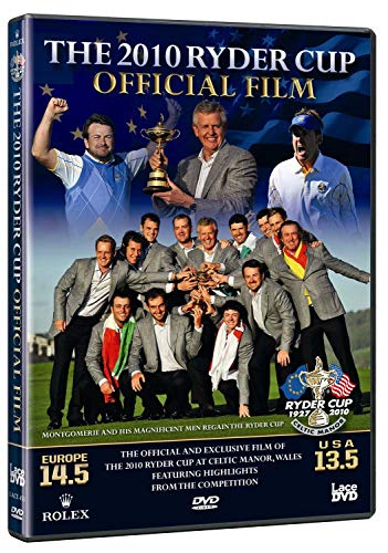 Ryder Cup 2010 Official Film (38th) - DVD