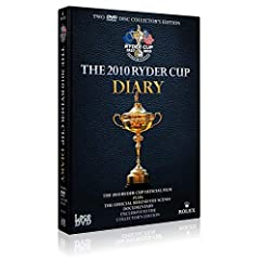 Ryder Cup 2010 Diary and Official Film (38th) - DVD