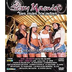 Sexy Mamis Las Mas Tocadas (2pc)
