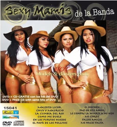 Sexy Mamis De La Banda (2pc) (Bonc)
