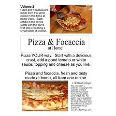 Pizza & Focaccia at Home