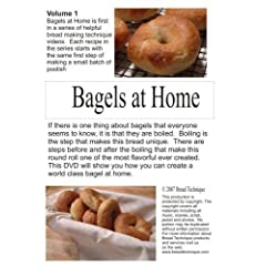 Bagels at Home
