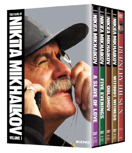 Films of Nikita Mikhalkov: Volume 1