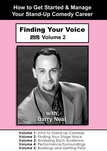 Stand-Up Comedy: Volume 2 - Finding Your Voice