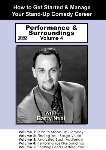 Stand-Up Comedy: Volume 4 - Performance & Surroundings