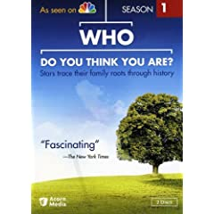 Who Do You Think You Are?: Season One