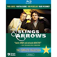 Slings & Arrows: The Complete Collection [Blu-ray]