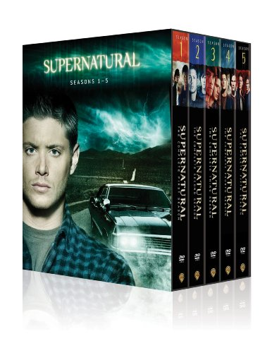 Supernatural: Seasons 1-5