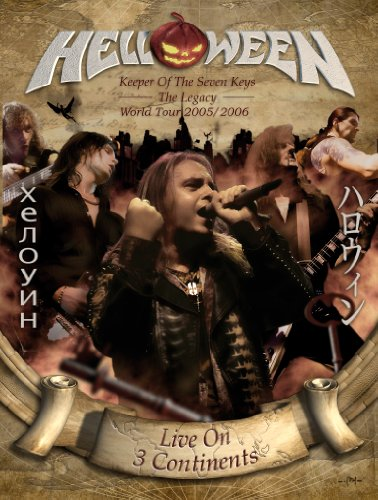 The Legacy World Tour 2005/2006