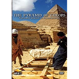 The Pyramid of Cheops - A Possible Solution to its Construction