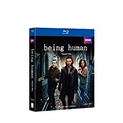 Being Human: Season Two [Blu-ray]