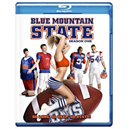 Blue Mountain State: Season One [Blu-ray]