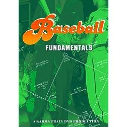 Baseball Fundamentals with Adrian Arceo