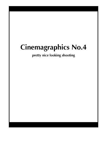 Cinemagraphics No.4