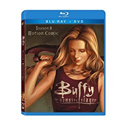 Buffy the Vampire Slayer: Season 8 Motion Comic (Blu-ray/DVD Combo)