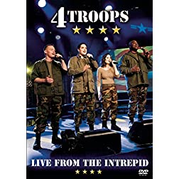 4TROOPS: Live From The Intrepid