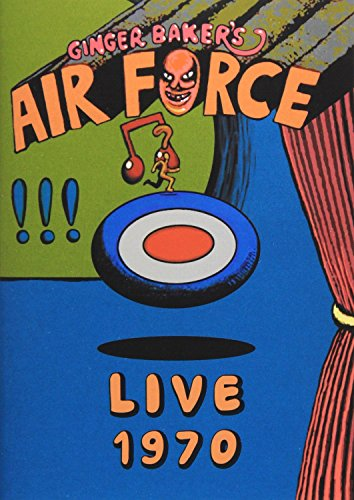 Ginger Baker's Airforce - Live 1970