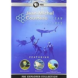 Pbs Explorer Collection: Ocean Adventures With