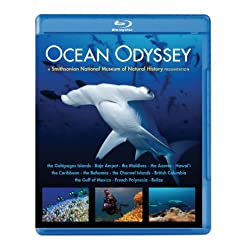 Ocean Odyssey [Blu-ray]