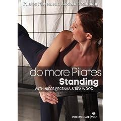 do more Pilates STANDING