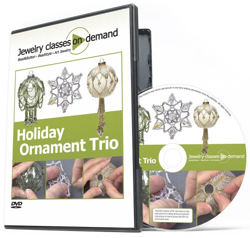 Holiday Ornament Trio
