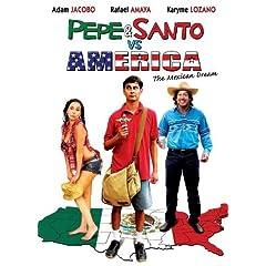 Pepe & Santo Vs America: Mexican Dream (Ws Sub)